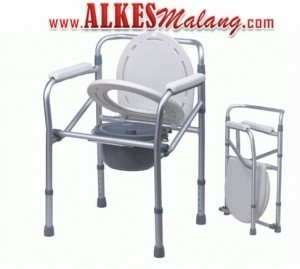 Jual Kursi Toilet Pasien Di Malang | Commode Chair FS894