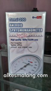 Tensi Meter Manual OneMed Tensi Manual Aneroid Di Malang