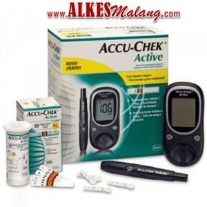 Jual Accu Chek Active Alat Cek Gula Darah Paling Akurat