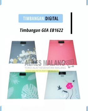 [Alkes-Malang] Timbangan GEA EB1622 Malang copy