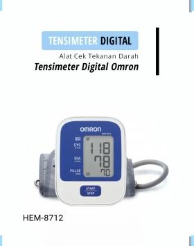 [Alkes-Malang]Tensimeter Digital Omron Basic (0)