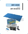 [Alkes-Malang] Anti Gesek Kasur Decubitus onemed copy