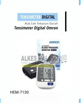 [Alkes-Malang]Tensimeter Digital Omron Deluxe