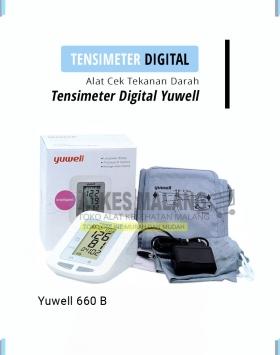 [Alkes-Malang]Tensimeter Digital Yuwell 660 B