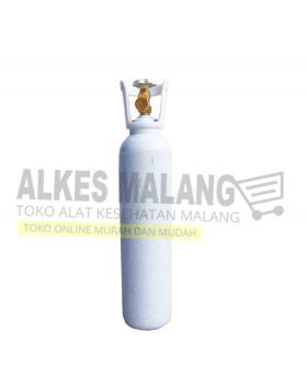 2 tabung oksigen 1 m3 Alkes Malang