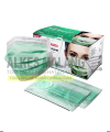 Masker Karet Hijau Earloop OneMed box 50pcs ALKES MALANG