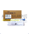 OneMed Syringe 5cc ml With Needle alkes malang