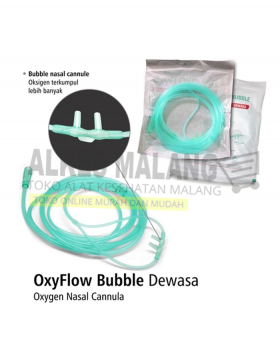oxyflow oxygen nasal cannula dewasa Alkes Malang